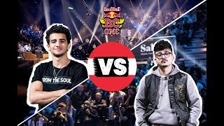 Red Bull BC One Cypher Austria 2018   Final: The Wolfer vs. Harlekin
