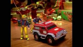 2005 hess toy truck commercial