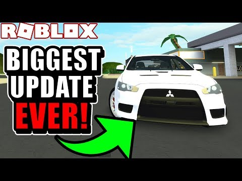 BIGGEST UPDATE EVER MADE in ULTIMATE DRIVING! *17 NEW VEHICLES*
