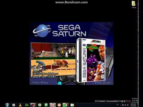 Full sega saturn emulator download