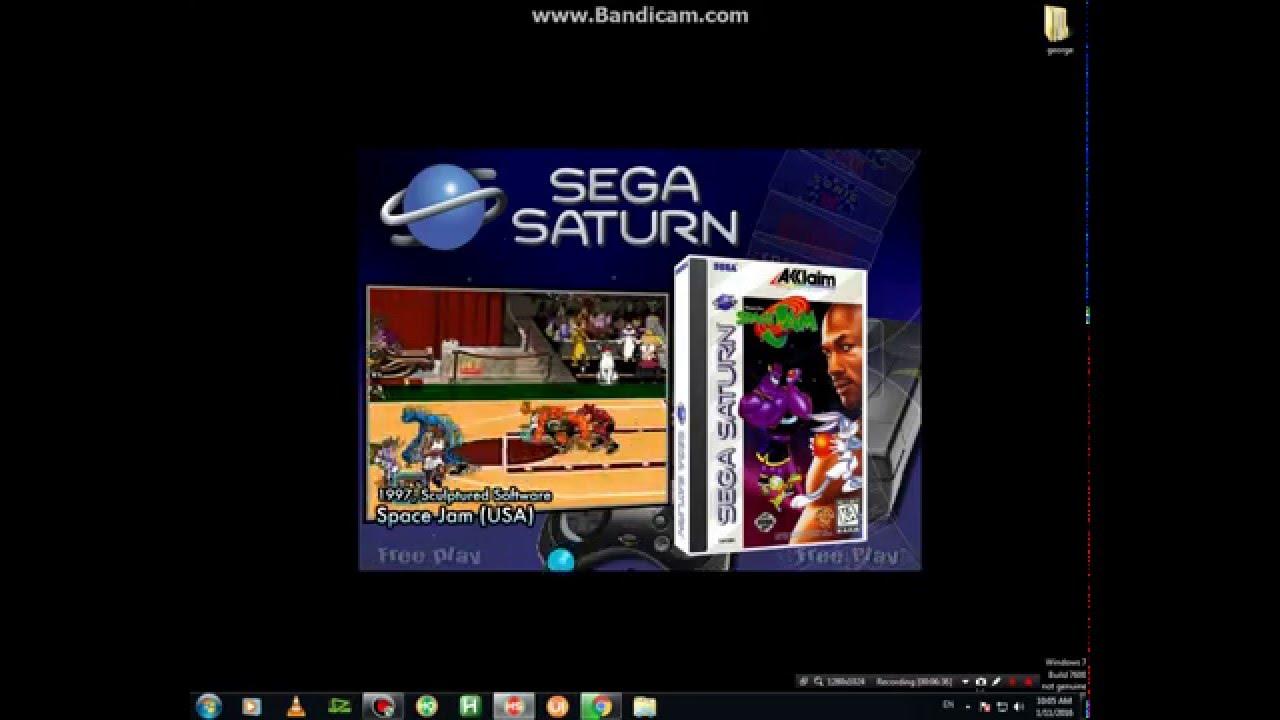 Hyperspin Sega Saturn Youtube