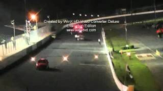9-10-11 Caraway Speedway 4th caution