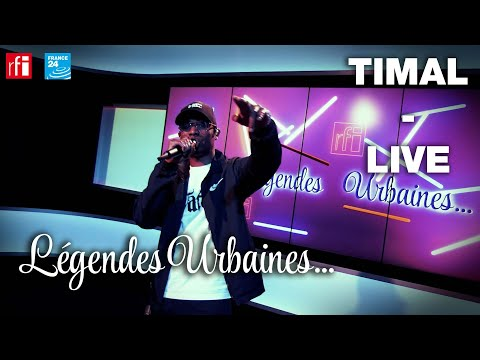 Youtube: Légendes Urbaines: Timal – Fuego (Live)