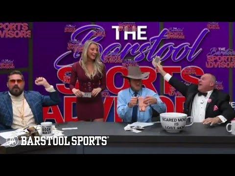 Barstool Sports Advisors — Week 14