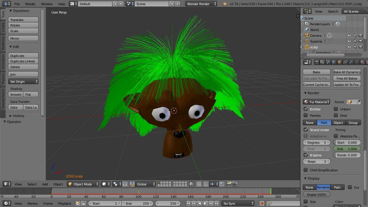 Animation Course Overview - Free Course Using Blender Free Software with  Free Support Materials