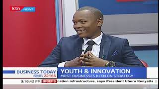 Youth and innovation : BIZNA Kenya fetes innovative SMEs