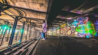 We Found an ABANDONED TRAIN STATION under NYC!