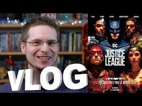 Vlog - Justice League