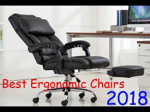 Best Ergonomic Chairs In 2018 Which Is The Most Comfortable Chair