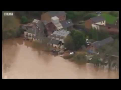 Apocalyptic Extremes UNITED KINGDOM PLAGUED BY MASSIVE FLOODING