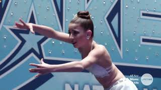 Gianina's Solo (Snowflake) | Dance Moms | Season 8, Episode 5