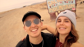 """gnash diary [episode 24]: """"cute couple vacation video"""" #2 - palm springs"""