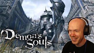 Demon's Souls - Gameplay Trailer | PS5 - Reaction