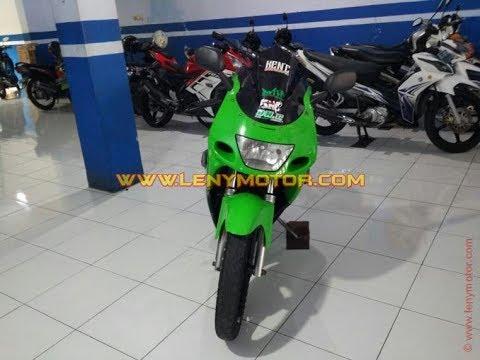 Kawasaki Ninja 150 Rr Se 2011 Hijau Kediri Leny Motor Youtube