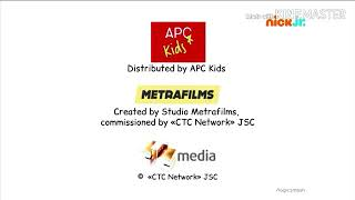 APC Kids/Metrafilms/CTC Media Effects Round 1