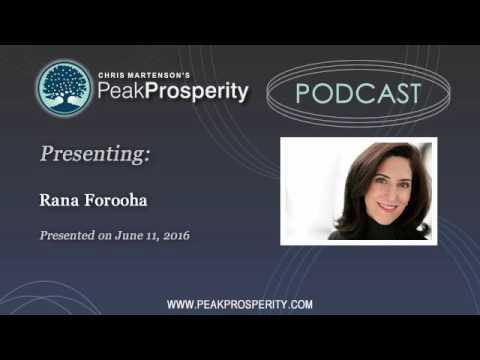 Rana Foroohar: How Wall Street Is Strangling The Economy