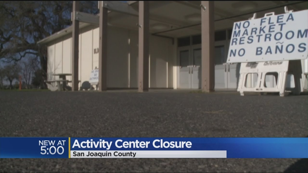 San Joaquin Activity Center Closure Leaves Some Scrambling For Options