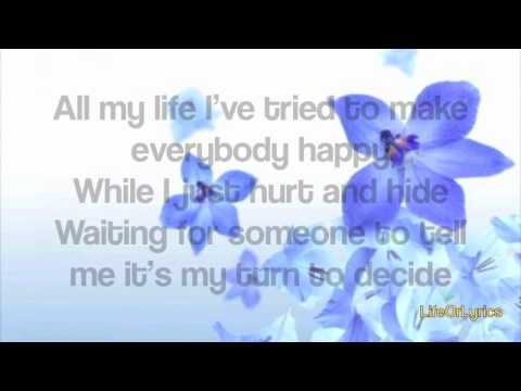 King Of Anything by Sara Bareilles [w/lyrics]