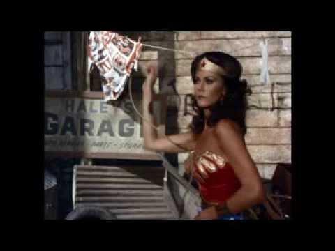 WONDER WOMAN tv series 3rd Season THEME music re-created CBS 1978 version