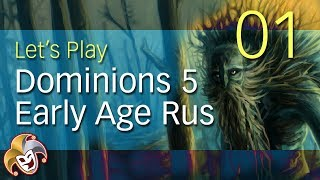 Dominions 5 ~ EA Rus (New Faction) ~ 01 Frost Father