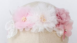 Handmade Headband for Baby - Tutorial by Anjurisa #11