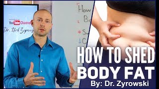 How To Shed Body Fat | A Science Based Approach