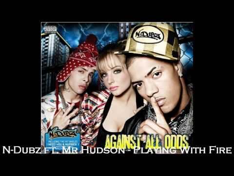 n dubz ft mr hudson- playing with fire