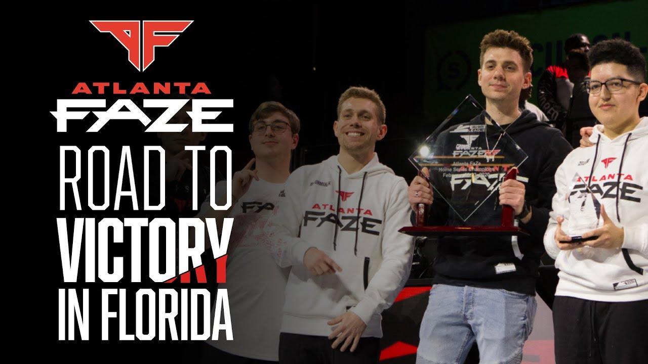 Atlanta FaZe's Road to Victory at the Florida Mutineers Home Series