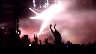 The Chemical Brothers - Leave Home/Galvanize /Block Rockin' Beats  live @ Wireless Festival, London.