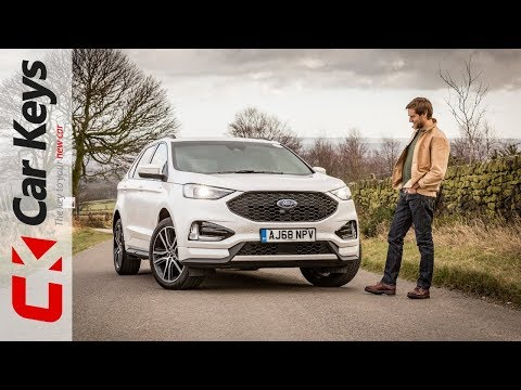Ford Edge 2019 review: can space and tech trump a posher badge? - Car Keys