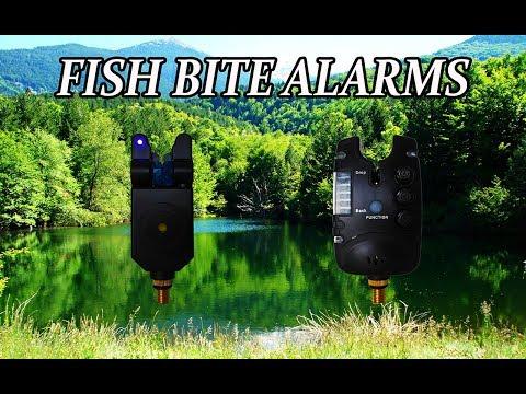Fish Bite Alarms