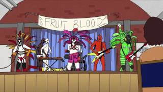 First You Get The Haircut - Fruit Blood