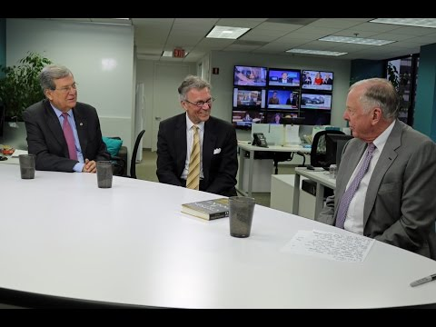 Former U.S. Senate Majority Leaders Trent Lott and Tom Daschle on fixing the U.S. political system
