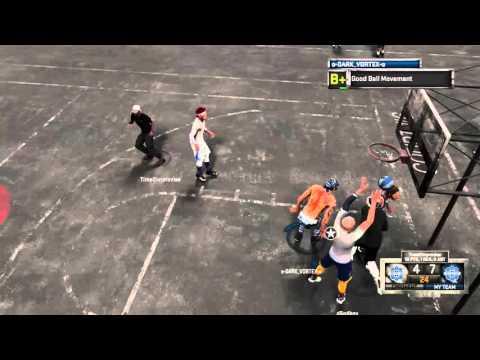 NBA 2K16 MY PARK BALLING UP WITH IMPROVISE & D5 (IMPROVISE SEAS I'LL COOK HIM UP)
