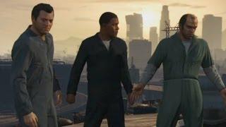 Grand Theft Auto V - Gameplay Trailer Breakdown
