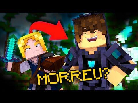 É POSSÍVEL MORRER com ARMADURA do AVARITIA!! - Minecraft Infinito #58
