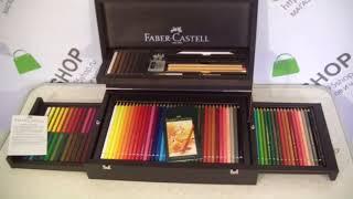 Художественный Набор Faber Castell 110086 обзор