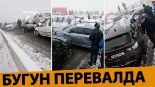 ТЕЗКОР ХАБАР - БУГУН  50-ТА АВТО ТУКНАШДИ