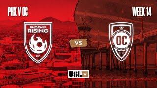 Phoenix Rising FC vs. Orange County SC: September 26, 2020