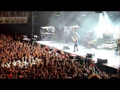 Green Day e All time Low 6.06.13 Bologna