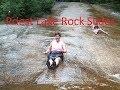 Pfriest Lake Rock Slides