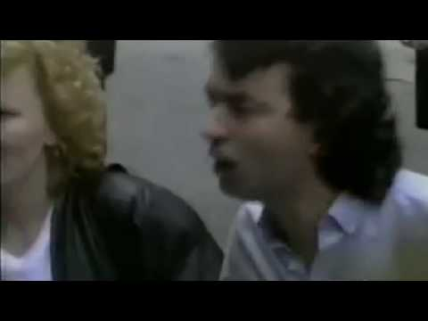Release of Gerry Conlon - In The Name Of The Father -  Real Footage