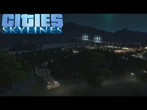 Cities: Skylines with No Pollution  