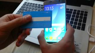 Note5 NFC video