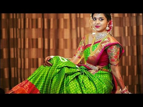 120 Gorgeous South Indian Bridal Saree Designs