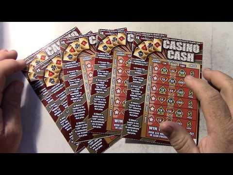 Playing FUN Awesome California Lottery Scratchers