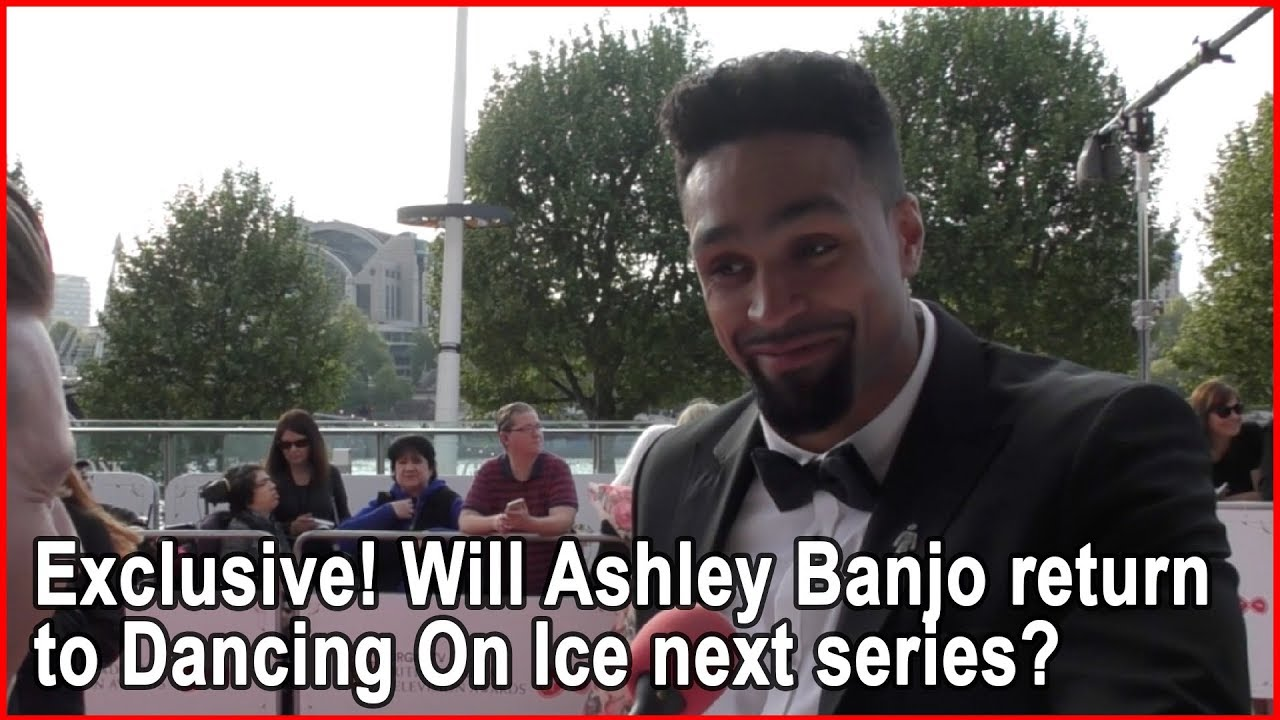 Exclusive Will Ashley Banjo Return To Dancing On Ice Next Series Bang Showbiz Youtube
