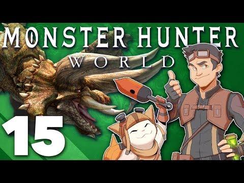 Monster Hunter World - #15 - Diablos - PlayFrame thumbnail