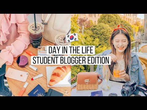Day In The Life Of A University Student | SNU | South Korea
