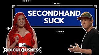Justina Valentine From Wild 'N Out Is Terrified Of Secondhand Embarrassment | Ridiculousness